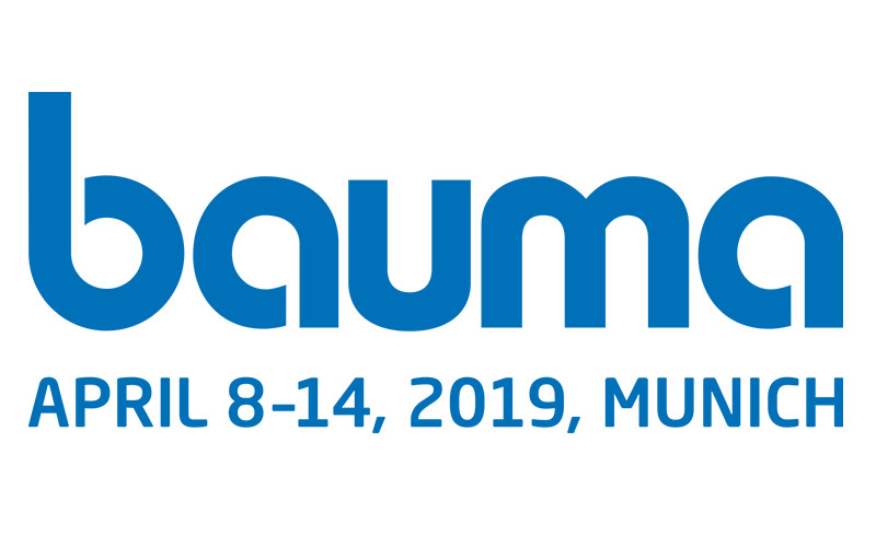 EPING WENT TO THE BAUMA